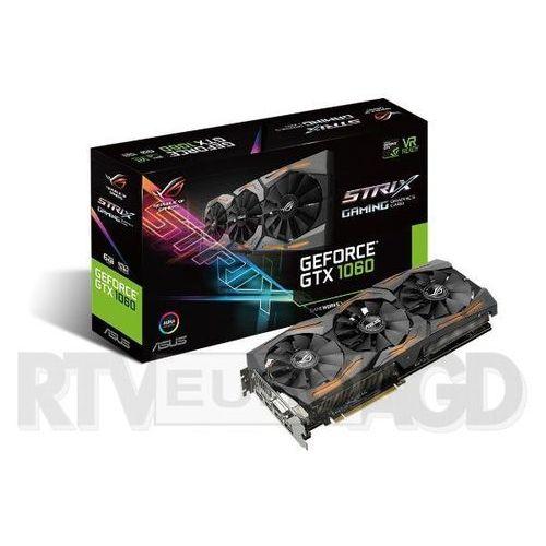 Asus GTX 1060 6G GDDR5 192BIT DVI/HDMI/DP - DARMOWA DOSTAWA!!!, towar z kategorii: Karty graficzne