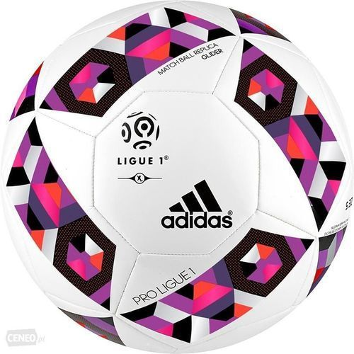 Adidas Piłka nożna ao4814 r.4 pro ligue 1 glider (rozmiar 4) + zamów z dostawą jutro!