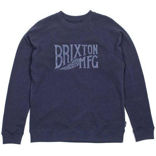 Bluza - coventry washed navy 0879 (0879) marki Brixton