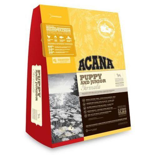 Acana Puppy Junior NEW karma dla szczeniąt opak.340g-18kg - produkt z kategorii- Karmy dla psów