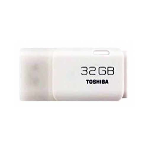 Pendrive Toshiba Hayabusa 32gb, THNU32HAYWHT(6