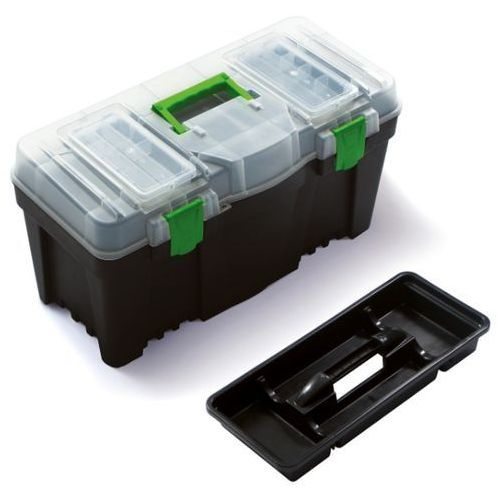 Prosperplast Skrzynka narzędziowa greenbox n25g