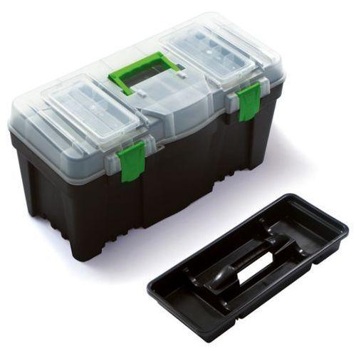 Skrzynka narzędziowa PROSPERPLAST Greenbox N25G + Zamów z DOSTAWĄ JUTRO!, N25G