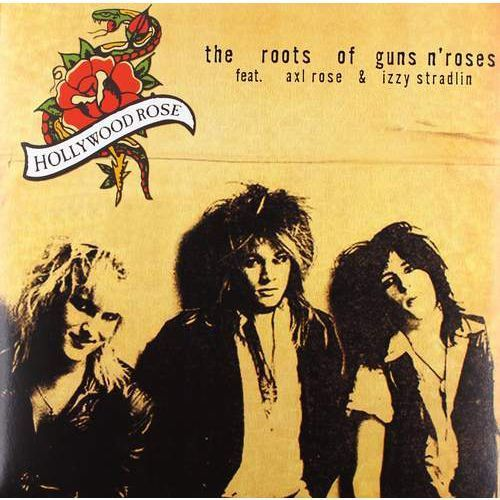 The roots of guns n roses marki Warner music / zyx