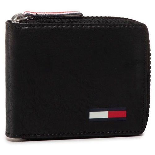 Duży portfel męski - tjm cool city sm za wallet lthr am0am05973 0f5 marki Tommy jeans