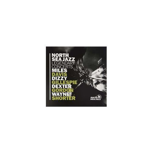 Music on vinyl Legendary nsj concerts / różni wykonawcy (ogv) (8718469533336)