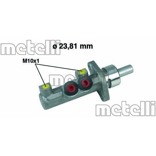 Metelli Pompa hamulcowa  05-0412 (8032747093795)