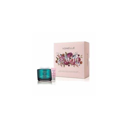 OKAZJA - biofusion, zestaw beauty, repair 3c cream 55ml + nanodisc maska n°2 20ml marki Yonelle