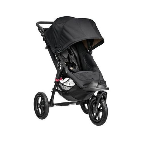 Baby jogger Wózek city elite single black + darmowy transport!