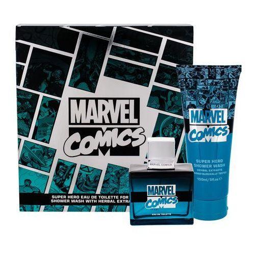 Marvel Comics Hero zestaw Edt 75 ml + Żel pod prysznic 150 ml