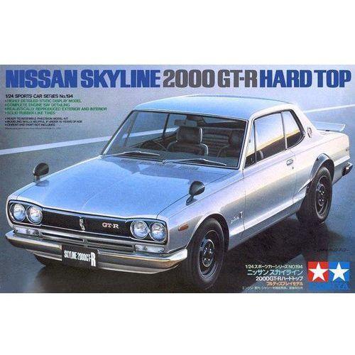 Nissan Skyline 2000 GT-R Hard Top Tamiya 24194 (4950344995257)