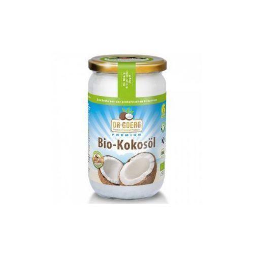 Olej kokosowy tłoczony na zimno BIO 1000ml - Dr Goerg