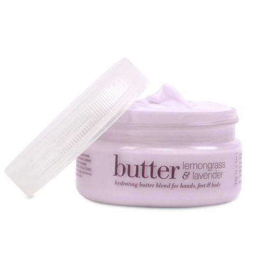 Cuccio Butter Blend | Nawilżające masło do ciała - trawa cytrynowa i lawenda 42g