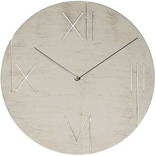 NeXtime - Zegar ścienny z ramką podświetlającą Galileo - biały