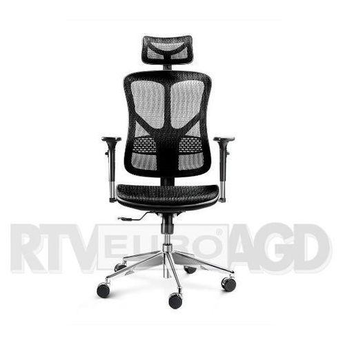 Fotel DIABLO CHAIRS V-Basic Czarny DARMOWY TRANSPORT, V-BASIC