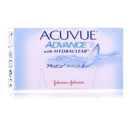 Acuvue advance, 6 szt. od producenta Johnson&johnson