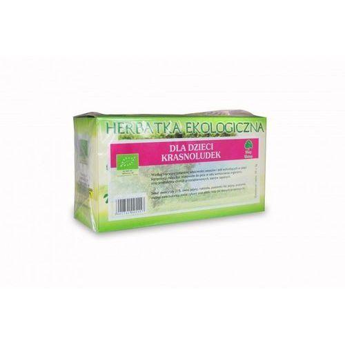 Herbatka Dla Dzieci Krasnoludek BIO (20 x 2 g) Herbata Dary Natury, 5902741005557