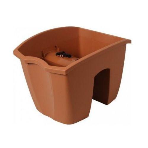 Prosperplast Skrzynka crown dcro240 terakota + zamów z dostawą jutro! (5905197240213)