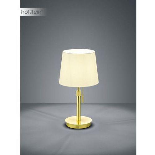 Trio LYON Lampa stołowa Mosiądz, 1-punktowy - Nowoczesny - Obszar wewnętrzny - LYON - Czas dostawy: od 3-6 dni roboczych, 509100108