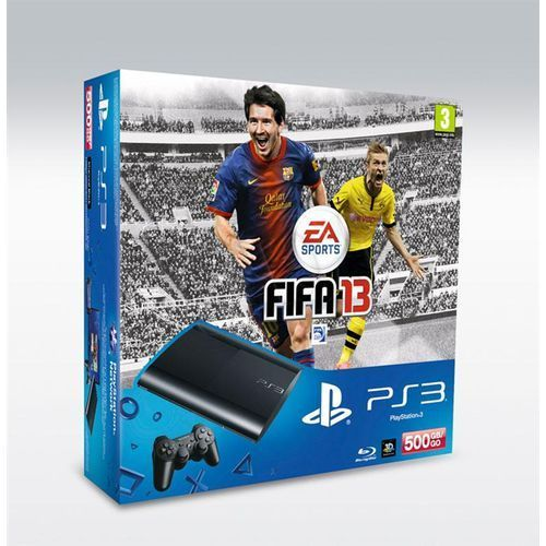 OKAZJA - PlayStation 3 Super Slim 500GB marki Sony - konsola