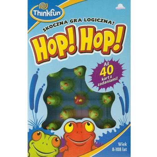 EGMONT Gra ThinkFun Hop! Hop! (5908215002862)