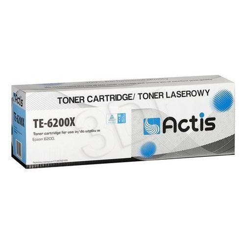 Actis toner te-6200x / c13s050166 (black) darmowy odbiór w 21 miastach! (5901443100997)