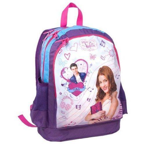 PASO PROMO Plecak Violetta DVO-115 Darmowy odbiór w 20 miastach!, kolor fioletowy