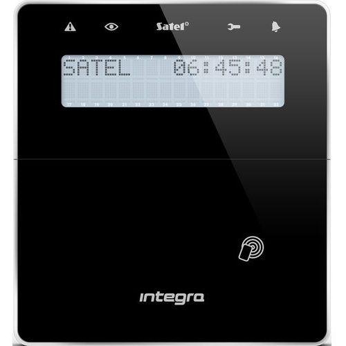 Manipulator LCD Bezprzewodowy z czytnikiem kart zbliżeniowych Satel INT-KWRL2-BSB