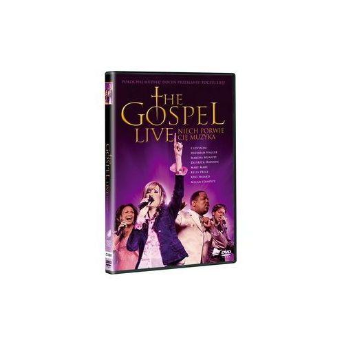 Gospel Live (DVD) - Chet Brewster (5903570120862)