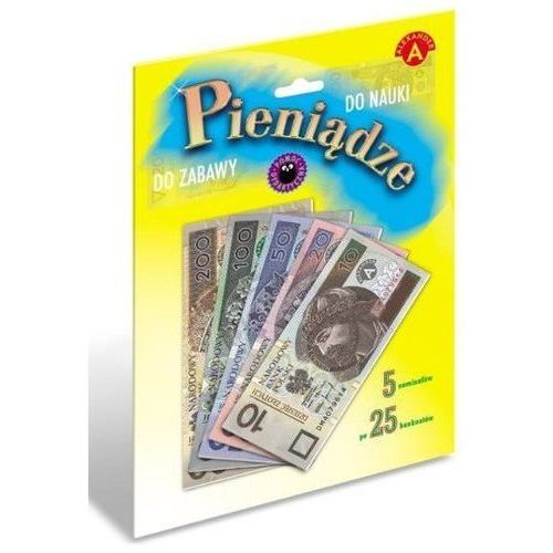Alexander Pieniądze do nauki do zabawy (5906018007442)