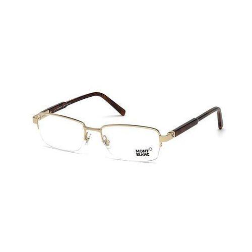 Mont blanc Okulary korekcyjne  mb0635 028