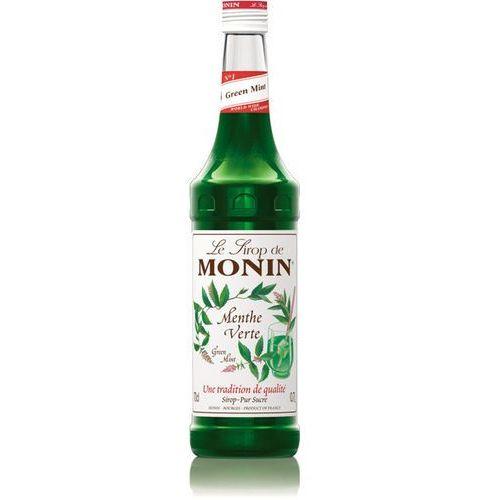 Syrop GREEN MINT MONIN 0,7 L - zielona mięta