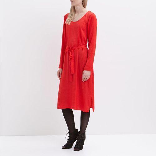 Krótka sukienka z długim rękawem, Vila