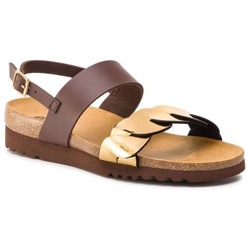 Sandały SCHOLL - Jada Sandal F2743 1336 390 Brown/Gold, w 5 rozmiarach