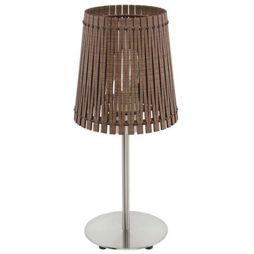 Eglo Lampa biurkowa sendero brązowa, 96203