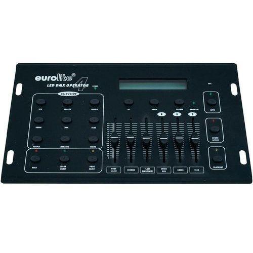 Kontroler DMX Eurolite DMX LED Operator 4 70064504