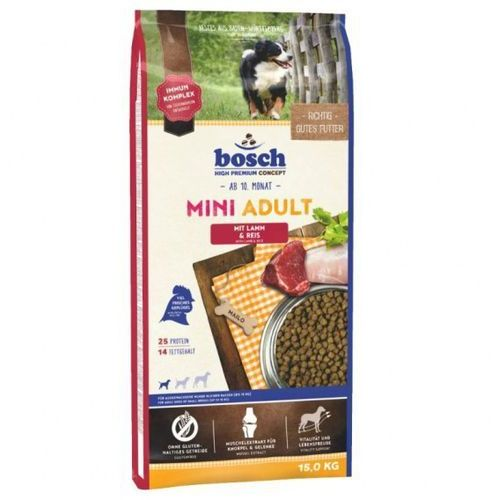 Bosch Mini Adult Lamb & Rice 1kg