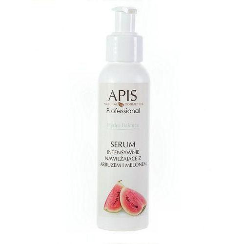 Apis  serum intensywnie nawilżające z arbuzem i melonem 100ml, kategoria: serum do twarzy