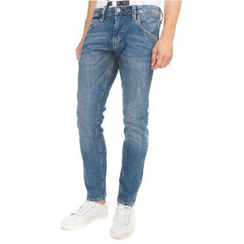 Pepe jeans zinc dżinsy niebieski 29/32