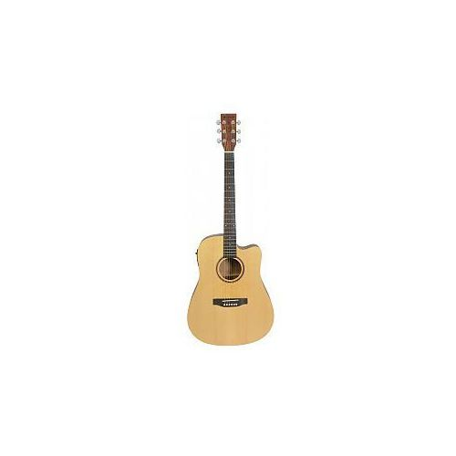 Chord Primero Western Cutaway + EQ, gitara elektroakustyczna