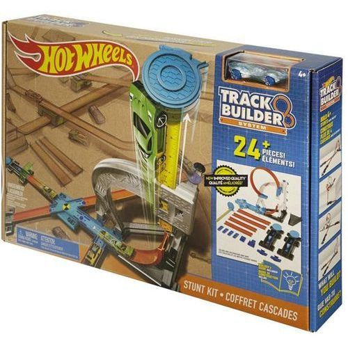 Hot Wheels Track Builder Kaskaderski tor do konfiguracji