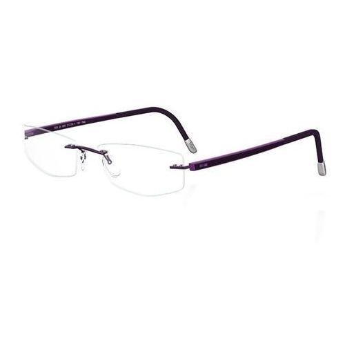 Silhouette Okulary korekcyjne  zenlight 6695 6055