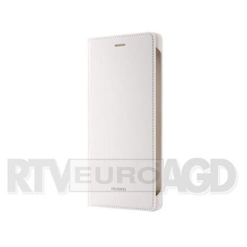 p9 lite 2017 flip cover 51991959 (biały) - produkt w magazynie - szybka wysyłka! marki Huawei