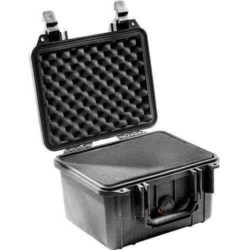 Peli 1300 walizka z czarnym foam na aparat