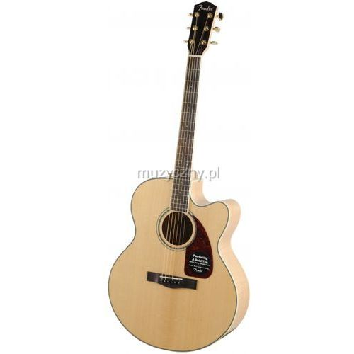 Fender CJ 290 SCE Jumbo gitara elektroakustyczna z futerałem