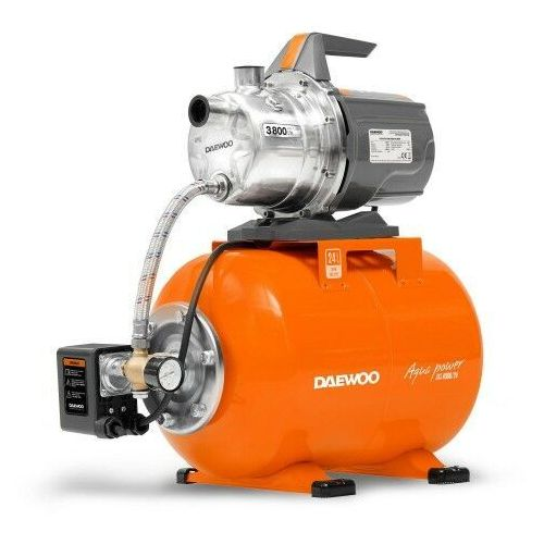 Daewoo Hydrofor + pompa wody das 4000/24 1200w 24l