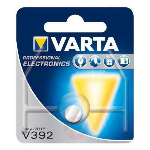 Mała bateria v392 marki Varta