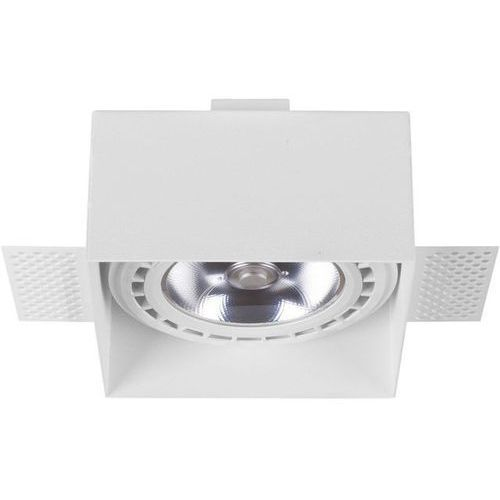 9408 MOD PLUS LAMPA SUFITOWA BIAŁA, kolor Biały