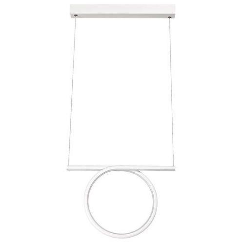 Lampa wisząca Rabalux Donatella 2547 1x20W LED biała/chrom