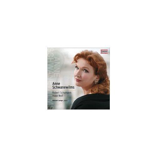 Robert Schumann: Liederkreis Op. 39, Hugo Wolf: Ausgewählte Lieder, C 5166